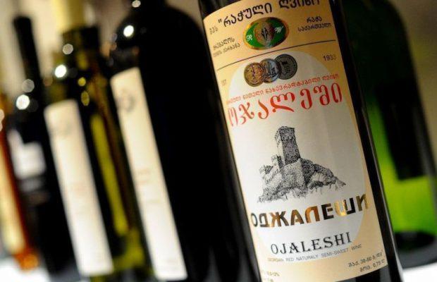 Экспорт грузинского вина вянваре-марте вырос на85%