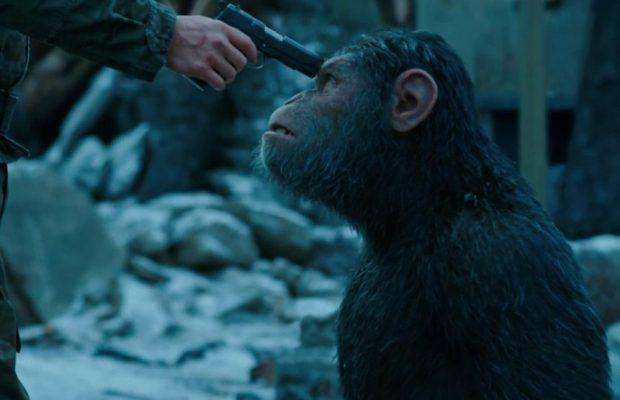 «Планета обезьян: Война» Мэтт Ривз (США, 2017)