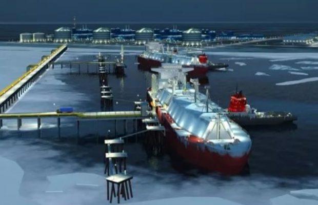Total примет участие в русском проекте «Арктик СПГ-2»