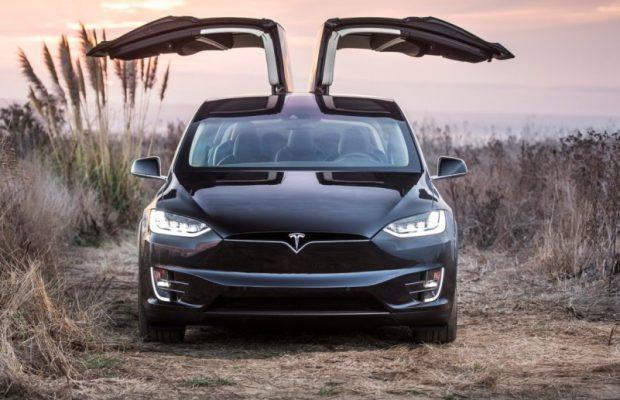 Названы потери Илона Маска из-за обвала котировок Tesla