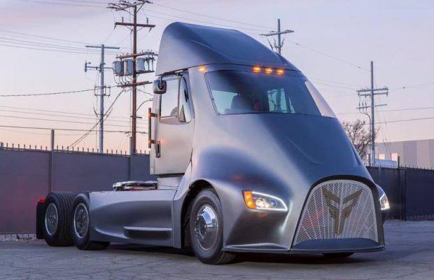 PepsiCo сделала предзаказ на100 электрогрузовиков Tesla