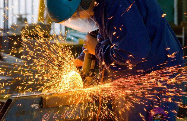 Промышленное производство в Российской Федерации уменьшилось на20%