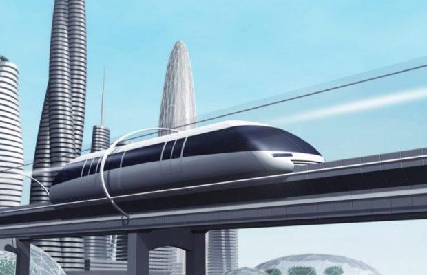 Первая вмире установка Hyperloop появится вОАЭ