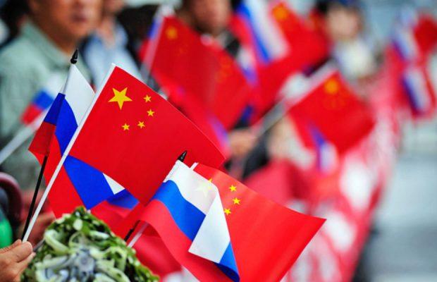 Зимой 2017 объем торговли Китая сРФ вырос натреть