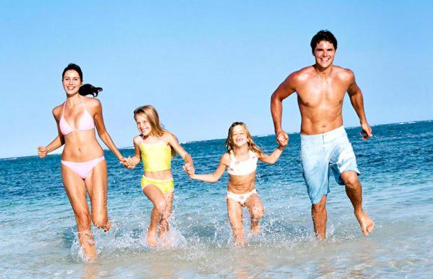 фото нудисты всей семьей